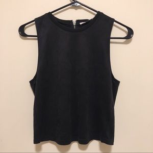 Small Black Zara Trafaluc Blouse